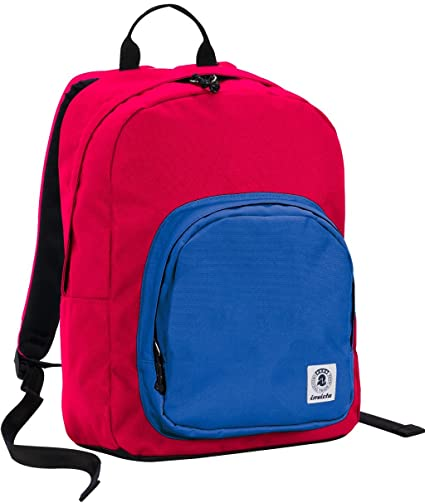 PORTAPENNE ROUND XL Nero 38 LT ZAINO INVICTA JELEK tasca porta pc padded