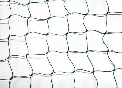 schwarz 6 m x 42 m Netz 10 cm Masche