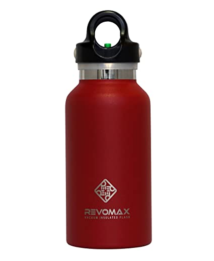 2a5bd4deb RevoMax Twist Free Insulated Stainless Steel Water Bottle with Standard  Mouth