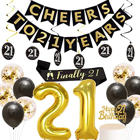 "Self Inflating /""CHEERS/"" Banner Foil Balloon Bunting Gold 16 inch Letters Decor"