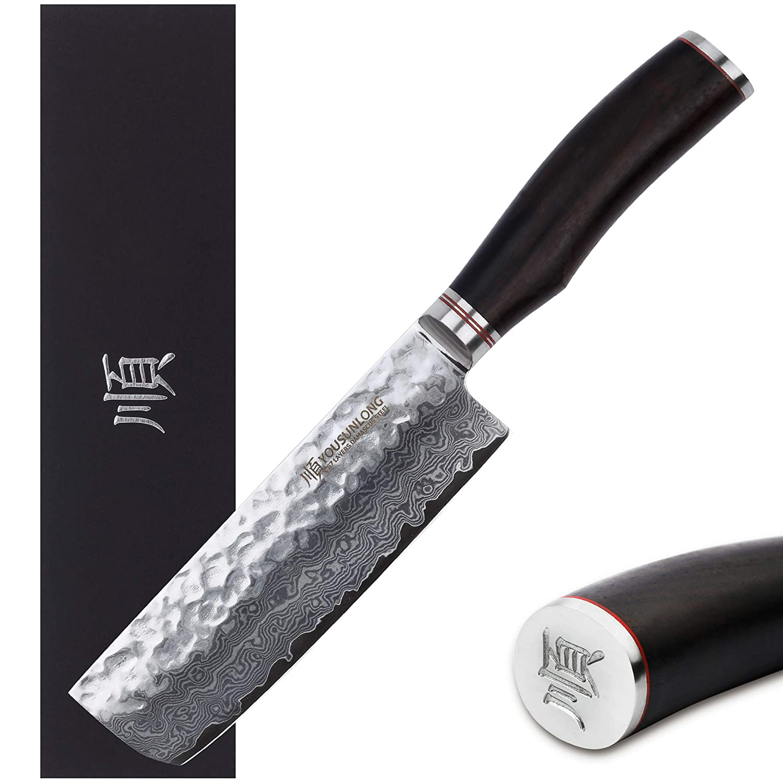 cuchillos de japon afilar chef cocina Usuba japones