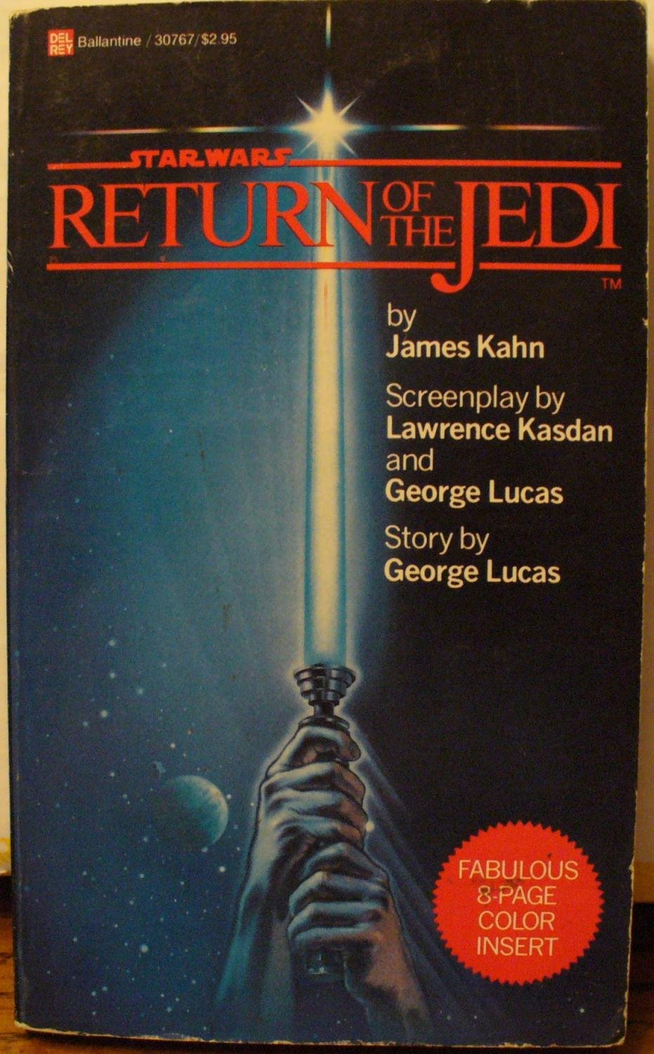 Star Wars : Return of the Jedi, Kahn, James