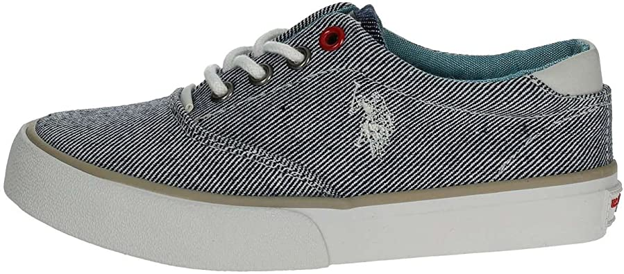 U.s. Polo Assn GALAB4174S8/T2 Sneakers Boy Jeans 37: Amazon.es ...
