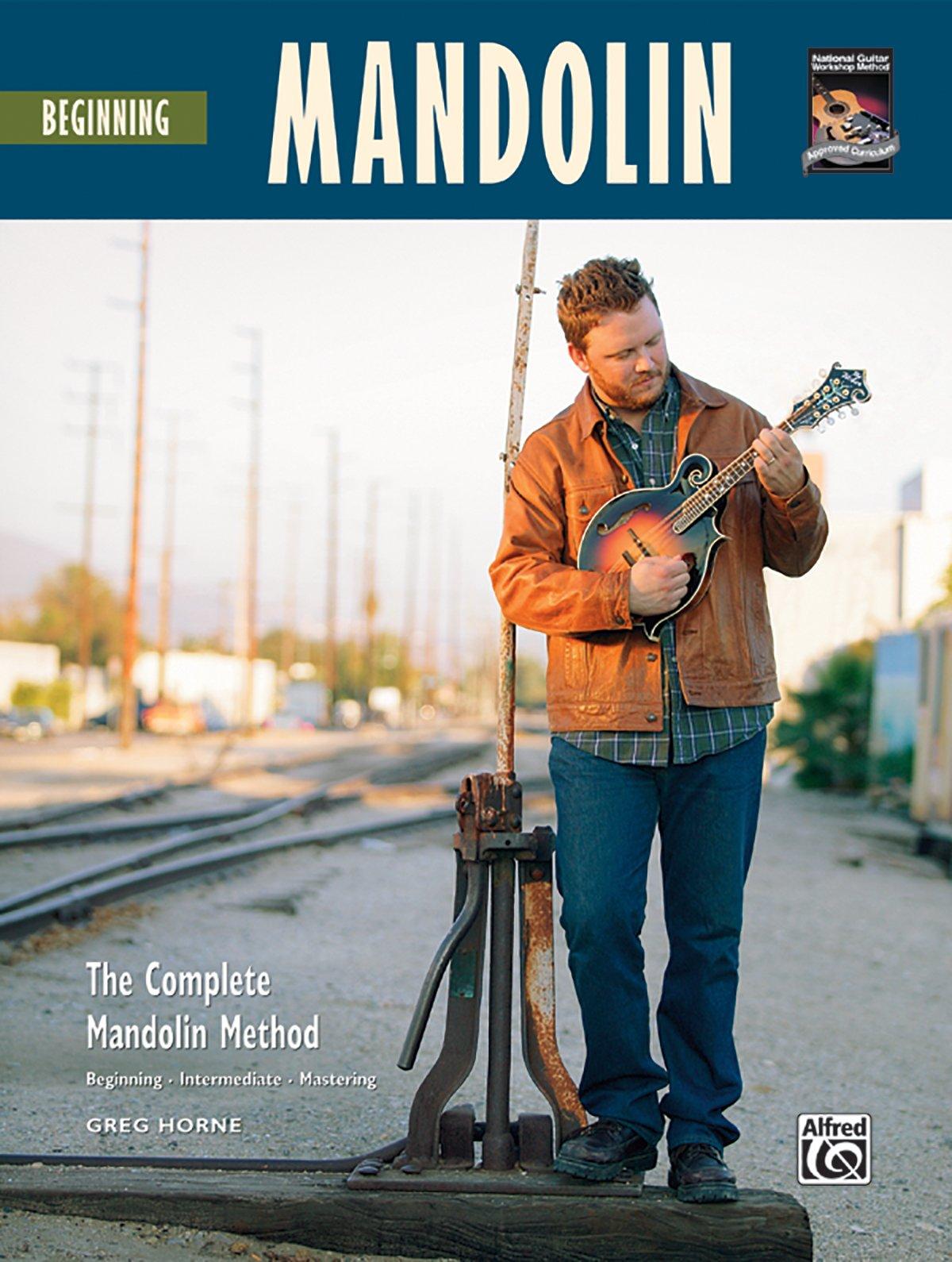 The Complete Mandolin Method -- Beginning Mandolin: Book & CD (Complete Method)