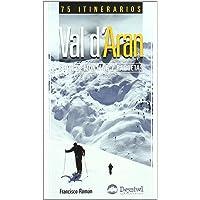 Val d'aran - esqui de montaña (75 itinerarios)