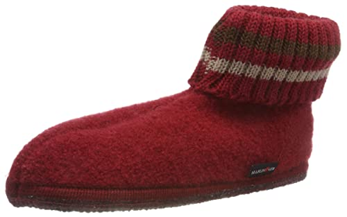 Haflinger - Zapatillas de casa de tela para hombre: Amazon.es: Zapatos y complementos