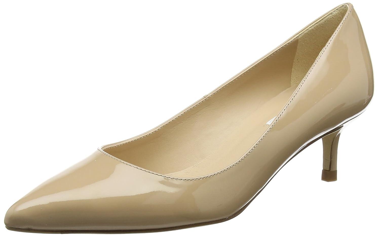 L.K. Bennett Audrey, Zapatos de Tacón para Mujer 38 EU|Beige (Bei-trench)