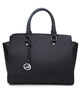K664018L MyLUX Women/Girl Fashion Designer Handbag BLACK