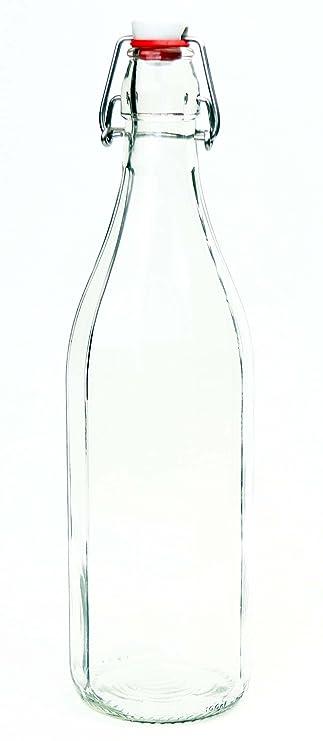Amazon.com: 6 tradicionales 500 ml), diseño de botellas de ...
