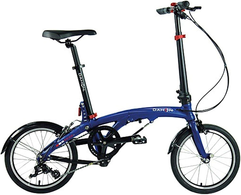 Dahon EEZZ D3 - Bicicleta plegable