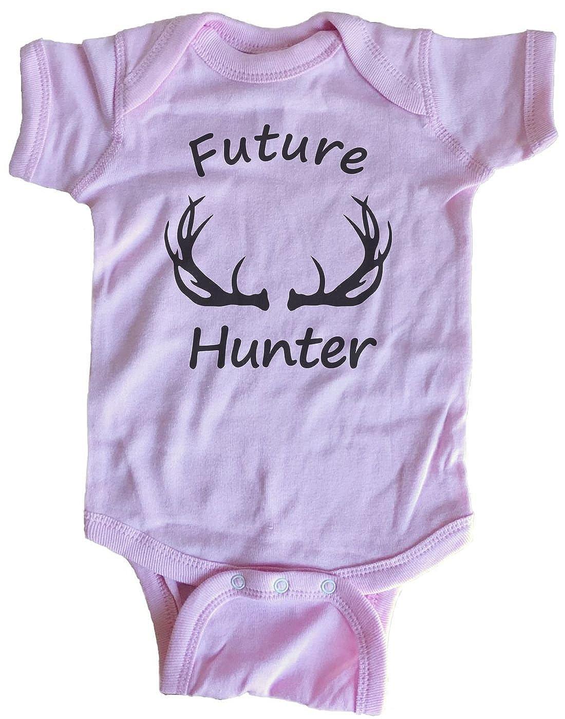 Future Hunter Baby One Piece