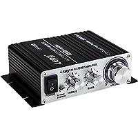 LEPY LP-V3S 25Wx2 amplificador + HiFi retrasaba protección