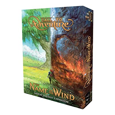 Brotherwise Games Call to Adventure: Name of The Wind: Toys & Games