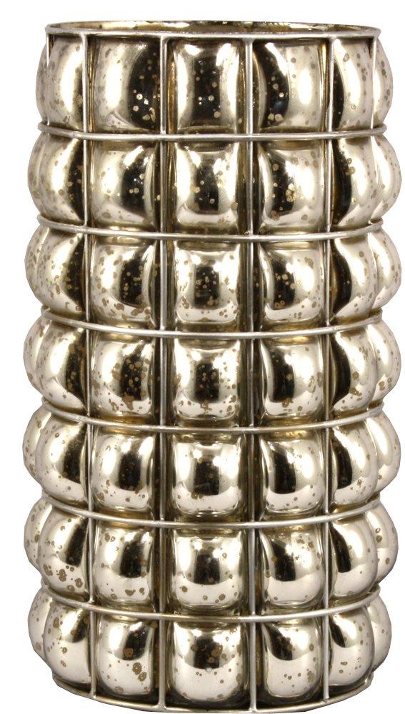 Large Glass Vase Or Candle Holder marymarygardens