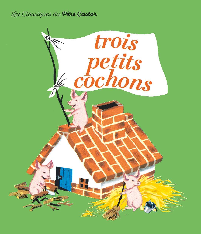 amazon fr les trois petits cochons françois gerda muller