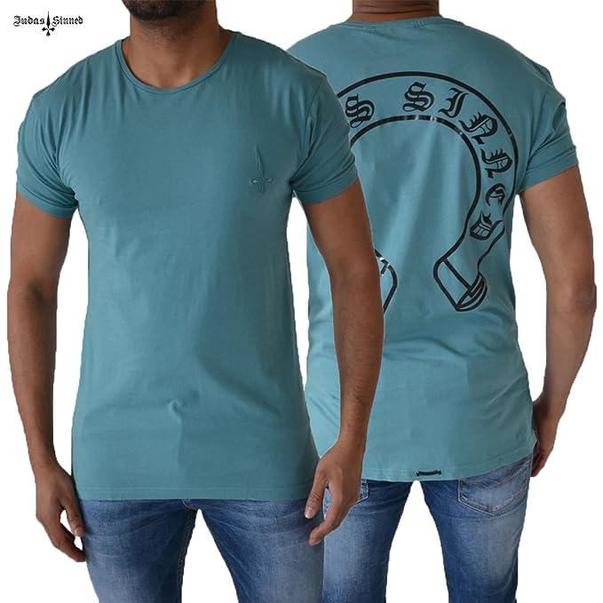 Judas Sinned - Camiseta - Cuello redondo - para hombre 4ydXsq8d