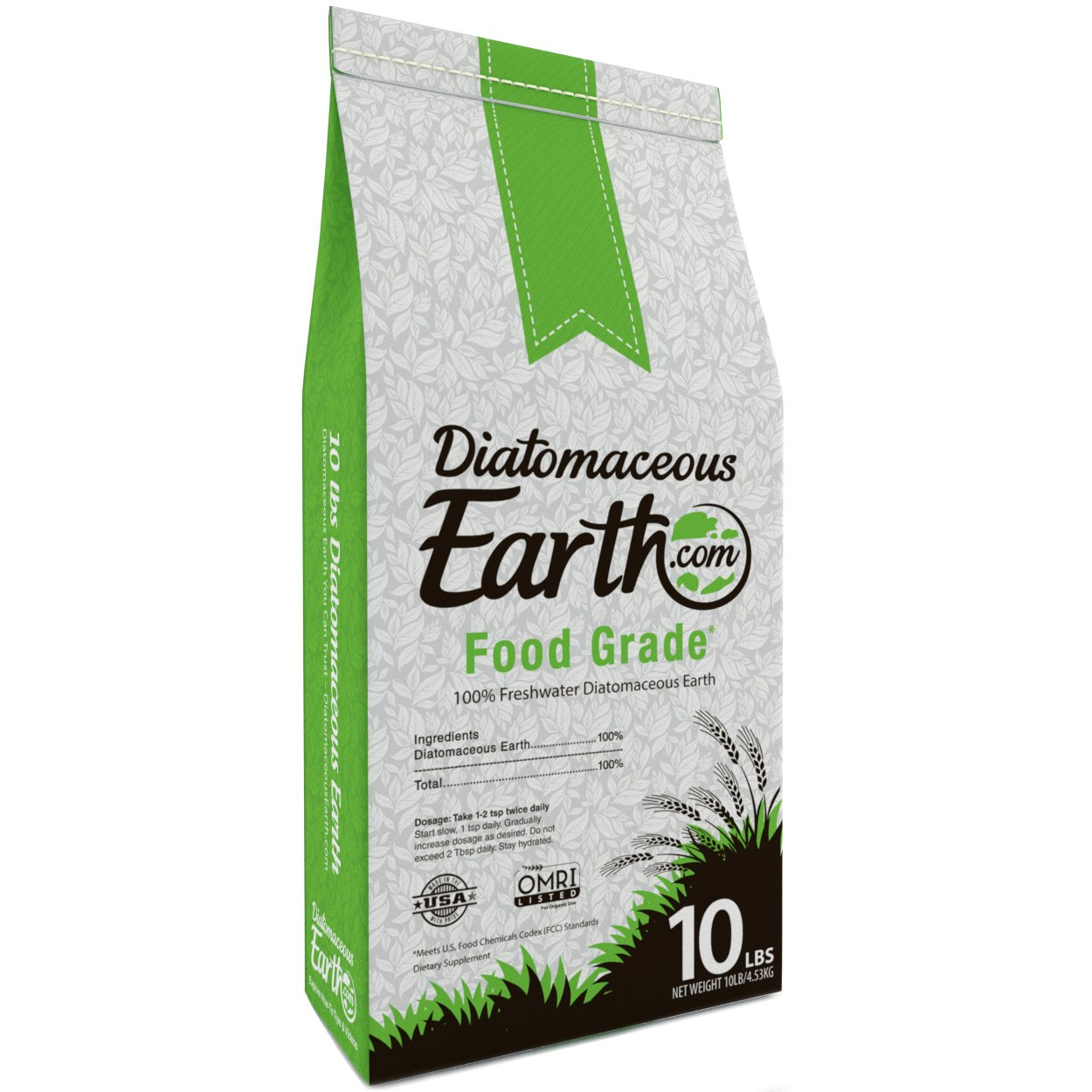 Diatomaceous Earth Food