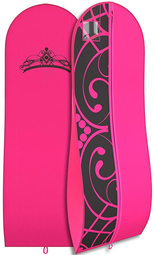 Amazon Gusseted Gown Garment Bag For Womens Prom And Bridal