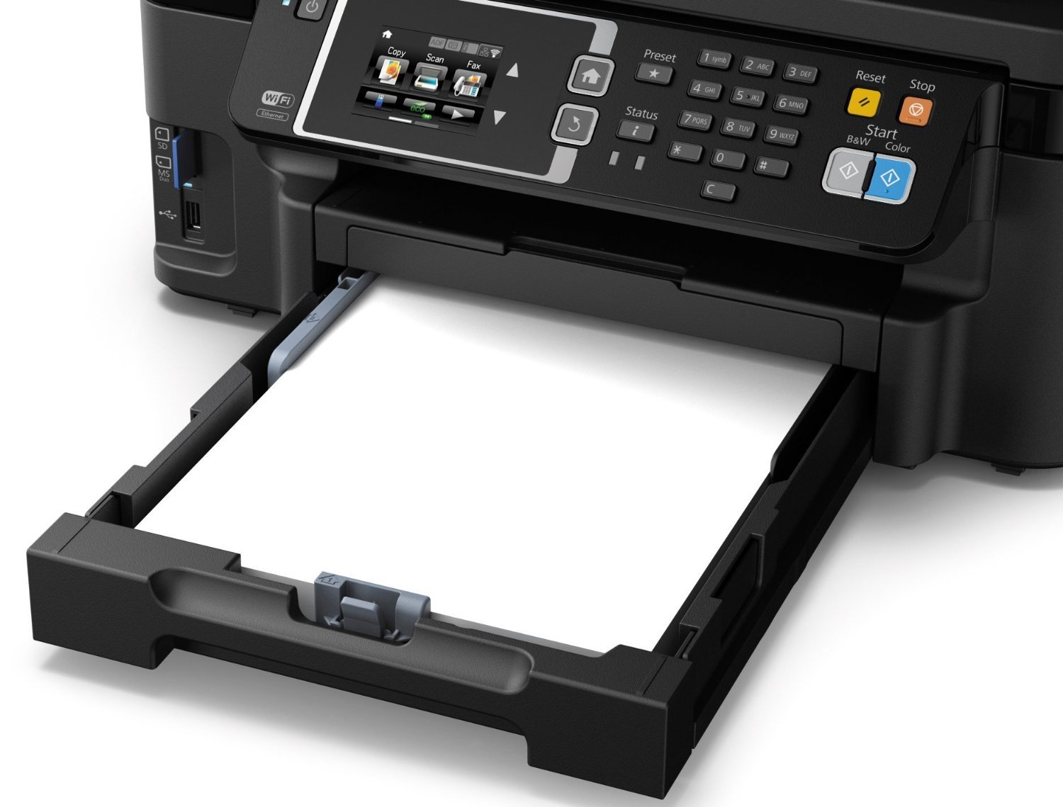 amazon com epson workforce wf 3620 wifi direct all in one color