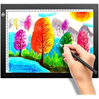 LitEnergy Light Pad USB Power LED Artcraft Tracing Light Table for Artists,Drawing, Sketching, Animation