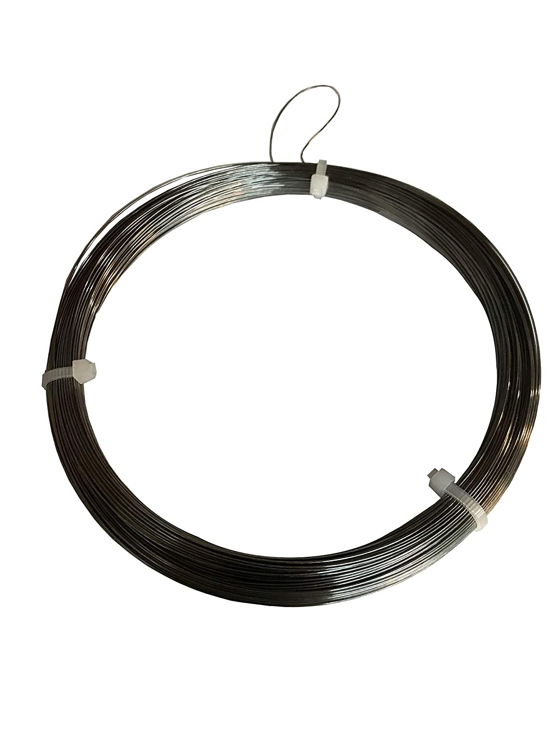 """0.020"""" Stainless Steel Wire - 1/4 Lbs. 235 Feet - Made in USA 71TDU3CX3iL"""