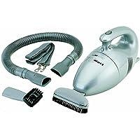 Clatronic HS 2631 Aspirador de Mano, tamaño Compacto, 700 W, 0.8 litros, De plástico, Plateado
