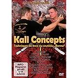 """Kali Concepts : techniques de base àu couteau """"Baraw"""""""