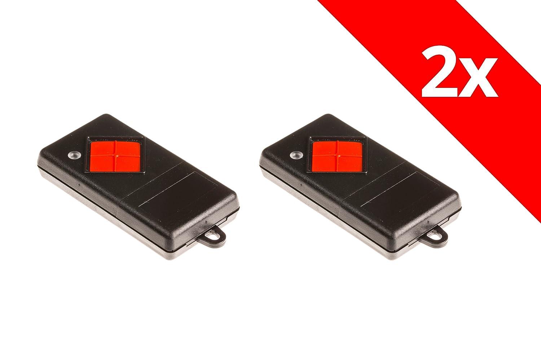 2 Dickert Handsender MAHS40-01 AM 1-Befehl 40, 685 Mhz TX40 DX40 DX AHS 10 Codierschalter