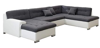 Arbd Wohnlandschaft Couchgarnitur U Form Rocky Mit