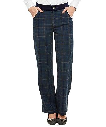 Joe Browns Femme Pantalon à Carreaux Vintage  Amazon.fr  Vêtements et  accessoires e410771931a7