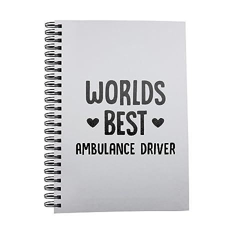 El mejor cuaderno de ambulancia para conductor del mundo ...