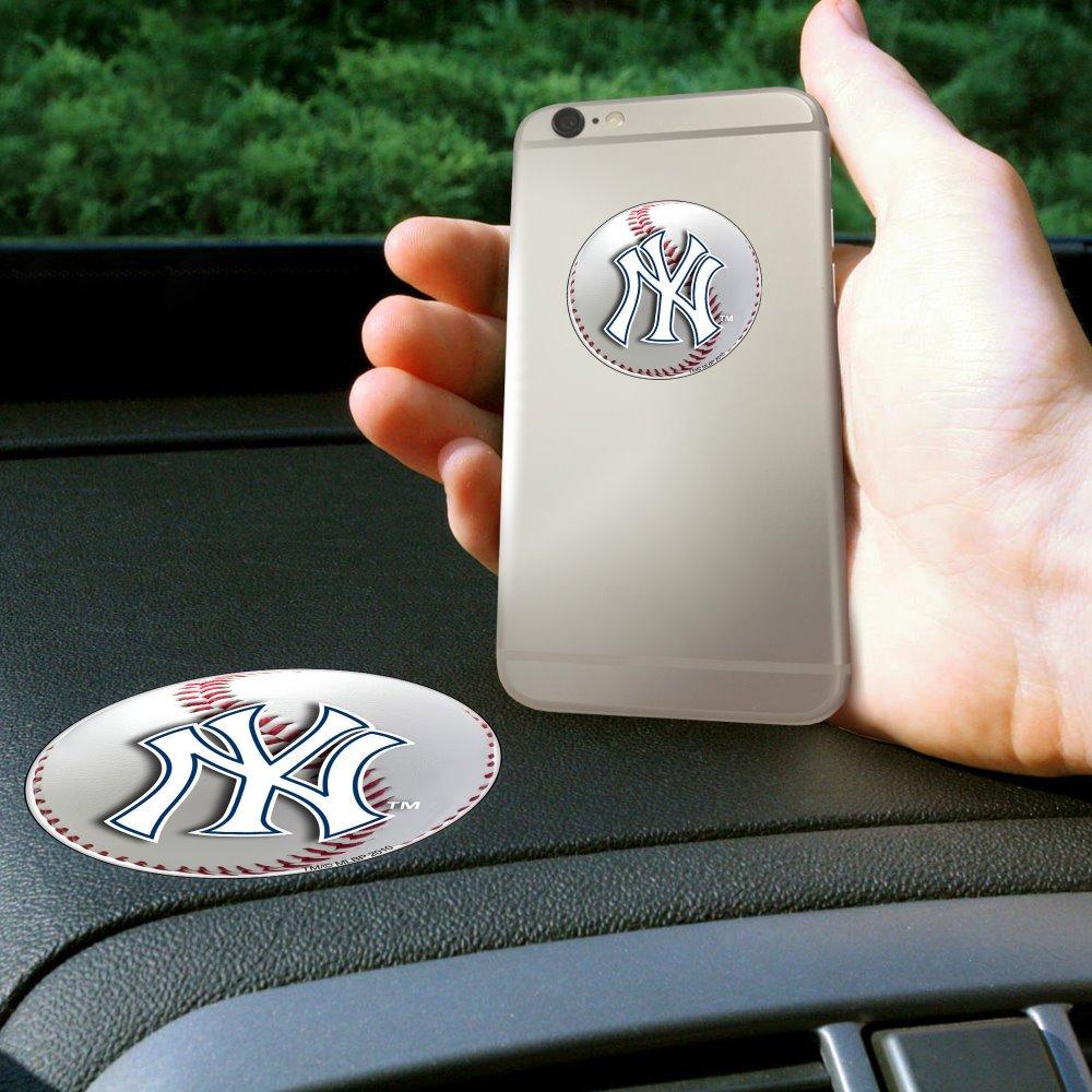 Fan Mats New York Yankees Utility Mat Get a Grip/small 1.5'' / large 3''