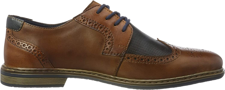 Rieker Business Schuhe Herrenschuhe 13413 25 Braun | Schuhe24