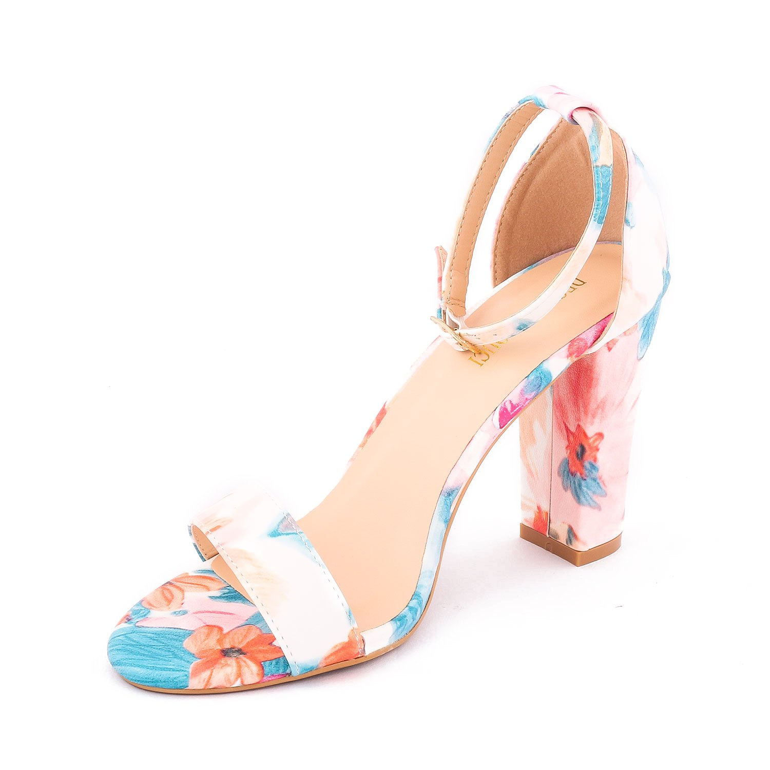 43c01a37318 Dech Barrouci Colourful High Heels Comfortable Fit Ladies Sandals Girls  Sandals Party Wear Classy Attractive Elegant Look Hot Heels for Women and  Girls