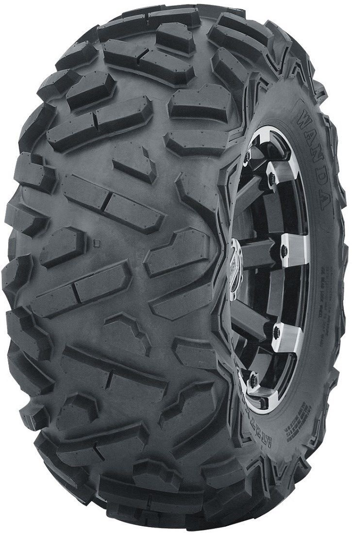 One New WANDA ATV Tire AT 26x9R12 Radial 6PR P350 - 10179