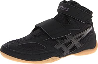 ASICS Matflex 4 GS Wrestling Shoe (Toddler/Little Kid/Big Kid),
