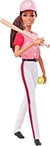 Barbie Softball Doll