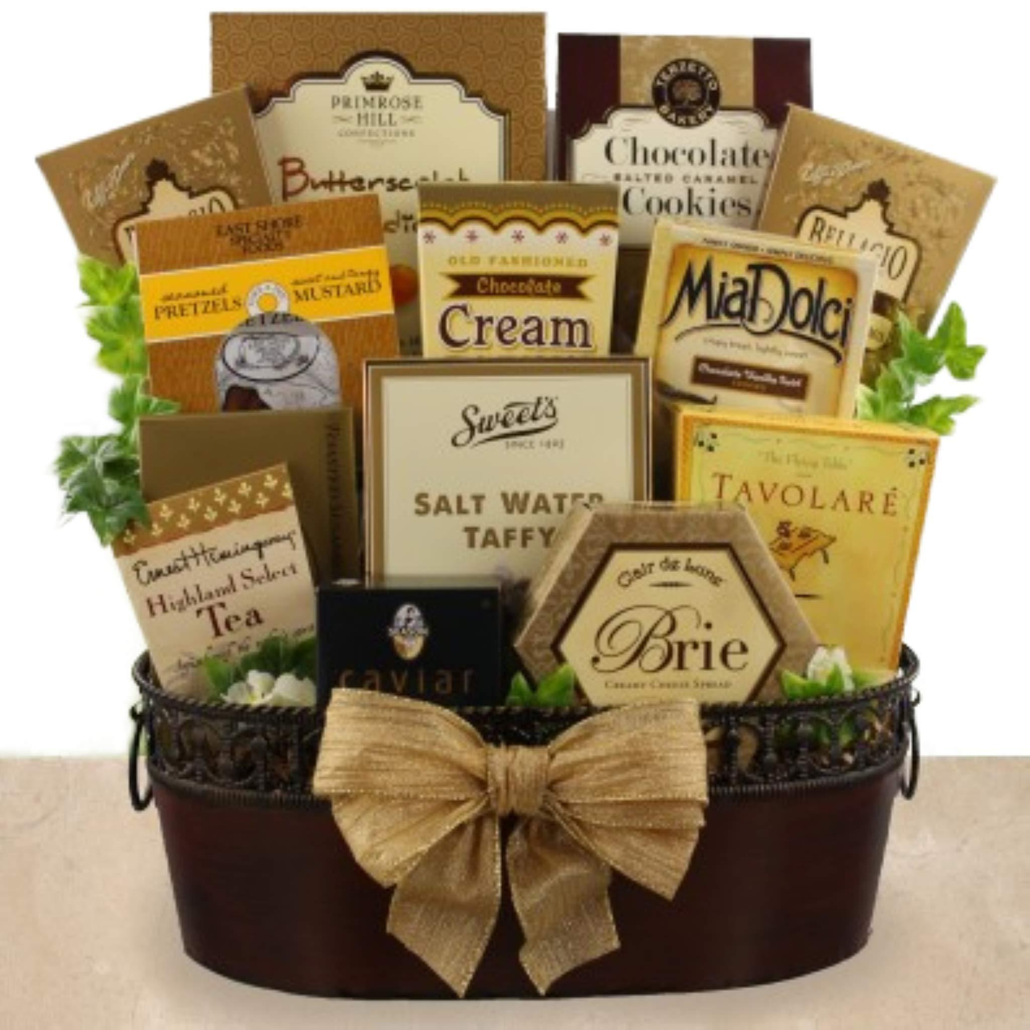 CDM product Gourmet Classic Gift Basket big image
