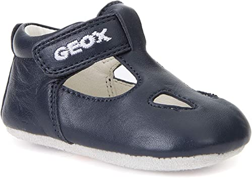 Geox B New Ian B, Chaussures de Naissance bébé garçon