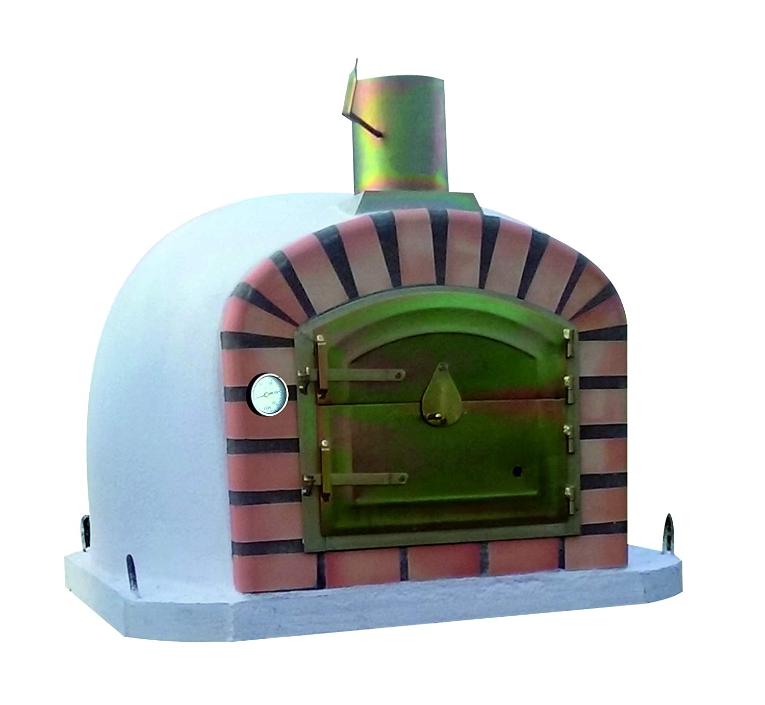 Authentic Pizza Ovens - Lisboa Traditional Wood Fire Oven