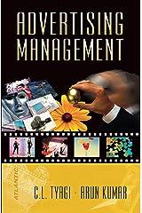 Advertising Management Paperback