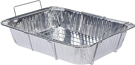 Excellent Houseware - Fuente para Horno (Cuadrada, Aluminio, con ...