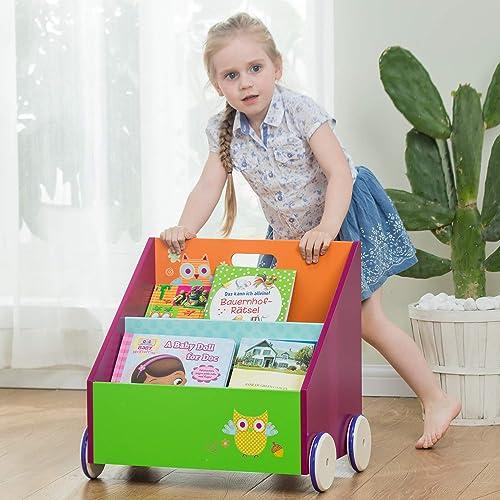 WERBUNG – Labere Bücherregal für Kinder (kleine Version)