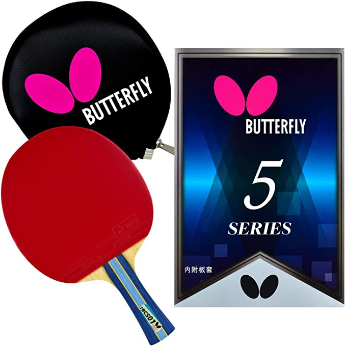 Butterfly Table Tennis racket inner force layer ALC.S-FL shake hand JAPAN NEW