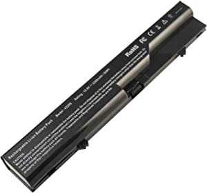 AC Doctor INC Laptop Battery for HP Compaq 320 321 325 326 420 421 620 621 ProBook 4320s 4321s 4325s 4326s 4420s 4421s 4425s 4520s 4525s HP 420 425 4320t 620 625, 5200mAh/10.8V/6 Cell