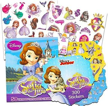 Amazon.com: Disney Sofia The First pegatinas & Tatuajes ...