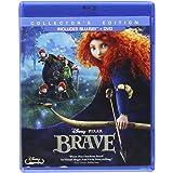 Brave (Collector's Edition) (Blu-ray + DVD) (Sous-titres français)