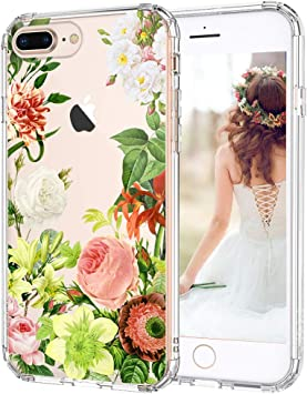 iphone 7 plus coque fleur