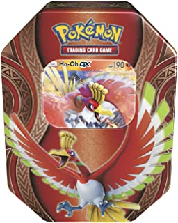 product image for Pokemon Cards 728192488870 Pokemon 2017 Fall Tin Mysterious Powers Tin with HO-Oh-Gx