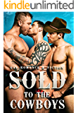 "Gay Romance: ""Sold To The Cowboys"" (English Edition)"